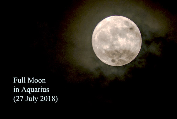 full moon july 2018