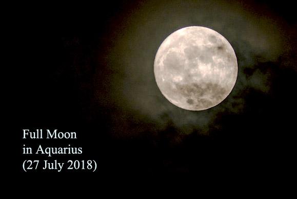 full moon july 2018