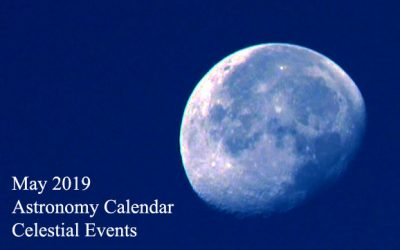 May 2019 Astronomy Calendar