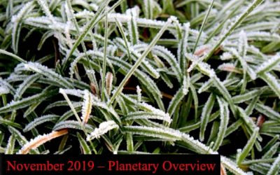 November 2019 Planetary Overview