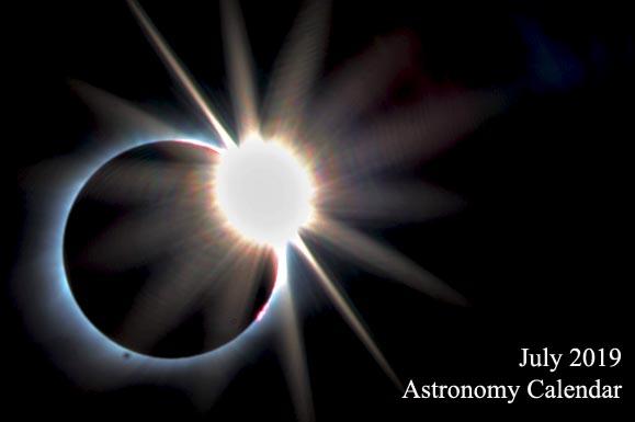 July 2019 Astronomy Calendar