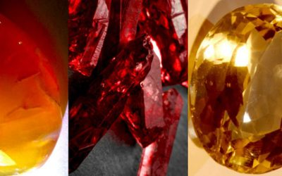 fire crystals aries leo sagittarius
