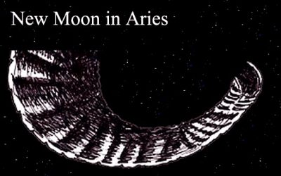 new moon in aries april 2019