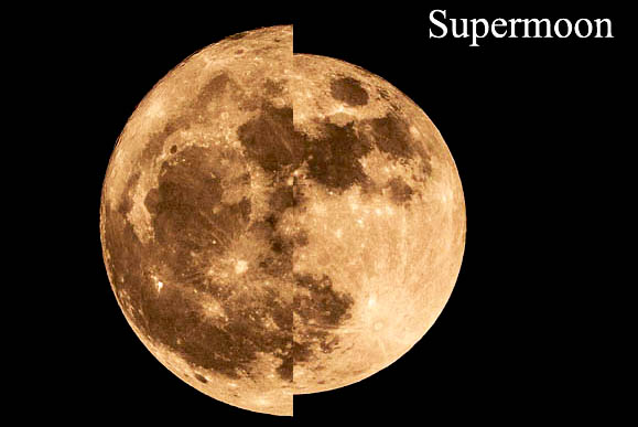 Supermoon: Definition and Calendar until 2030