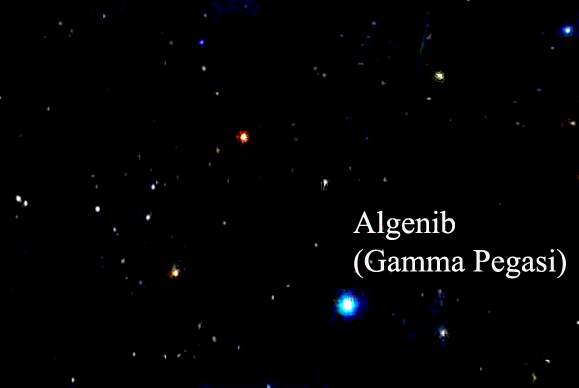 Algenib or Gamma Pegasi – Fixed Stars in Astrology