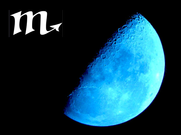 Blue Moon and Full Moon in Scorpio (May 18th, 2019)