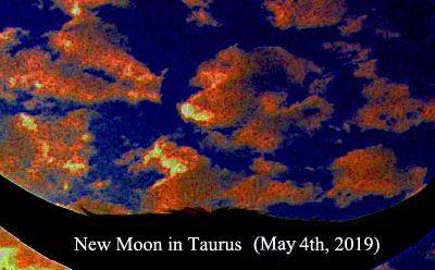 May 2019 New Moon