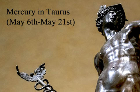 mercury in taurus 2019