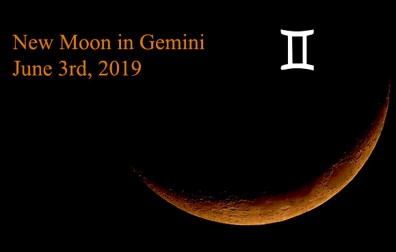 New Moon in Gemini (June 3rd, 2019) – How Your Mind Moves