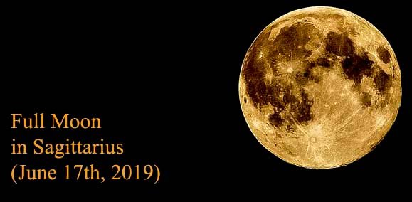june 2019 full moon in sagittarius