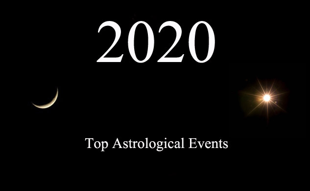 Top Astrological Events 2020 – Most Important Aspects and Transits