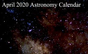april 2020 astronomy lyrids meteor shower