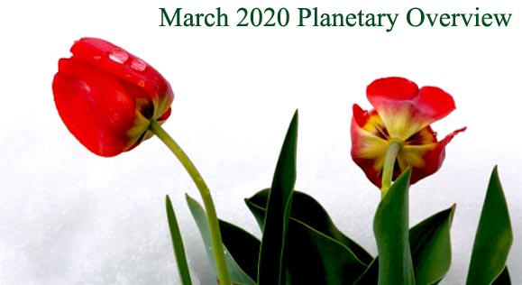19 planet alignment march 2020 astrology