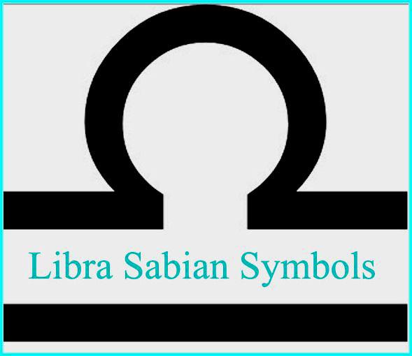 libra sabian symbols