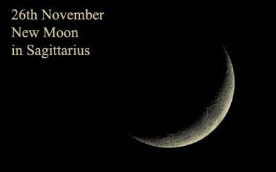 new moon november 2019
