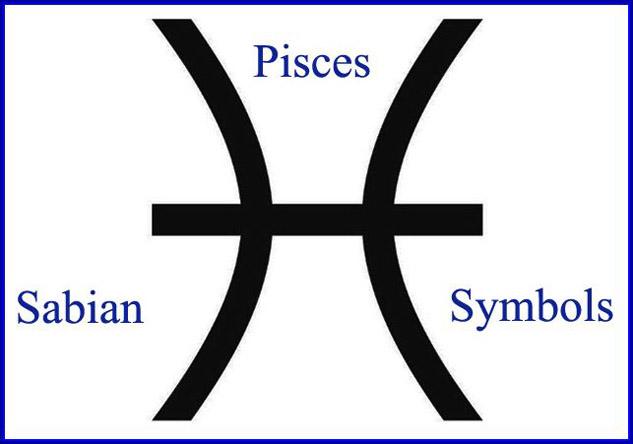 pisces sabian symbols