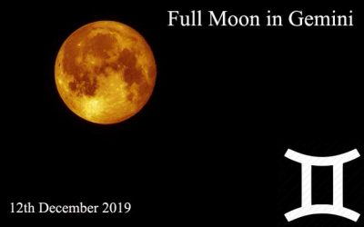 december 2019 full moon in gemini