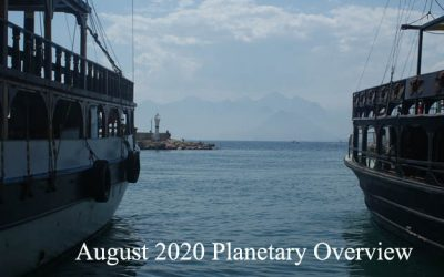 August 2020 Planetary Overview