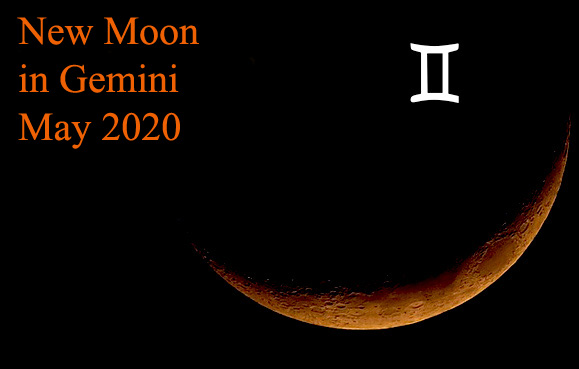 May 2020 New Moon in Gemini for Each Zodiac Sign
