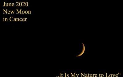 Junw 2020 new moon n Cancer