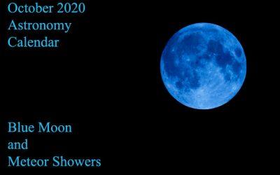 october 2020 astronomy calendar