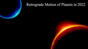 retrograde planets 2022