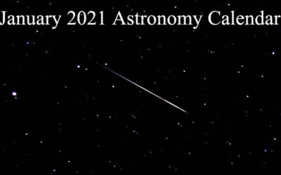 january 2021 astronomy calendar