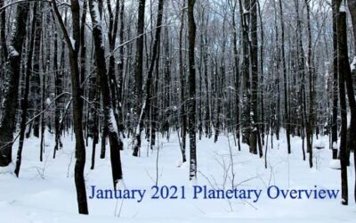 january 2021 planetary overview