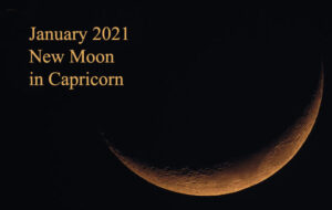 january 2021 new moon in capricorn