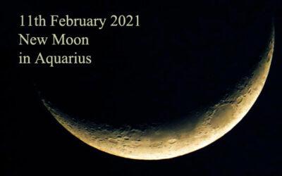 february 2021 new moon in aquarius