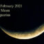 february 2021 new moon in aquarius