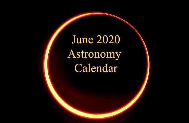 june 2021 astronomy calendar